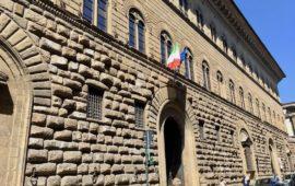 Palazzo Medici Riccardi ospita la sede della Prefettura di Firenze