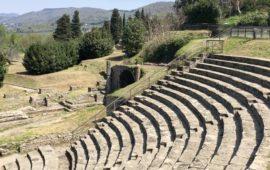 il Teatro Romano di Fiesole ospita la rassegna Estate Fiesolana 2018