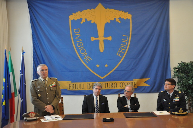 da sin generale Lamanna, direttore Grifoni, direttore generale Damone, generale Fort