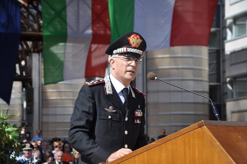 Giovanni Nistri, Comandante Generale dei Carabinieri