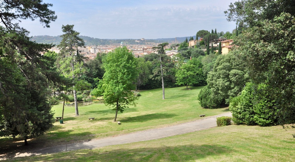 Parco Di Villa Il Ventaglio Firenze