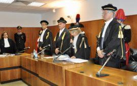 La Sezione regionale toscana di controllo della Corte dei Conti durante l'udienza del 26 luglio