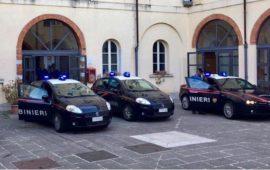 """All'operazione """"Assenteisti in Provincia"""" hanno partecipato 110 carabinieri"""
