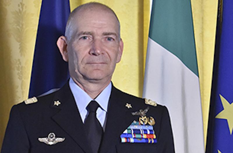 Generale Alberto Rosso