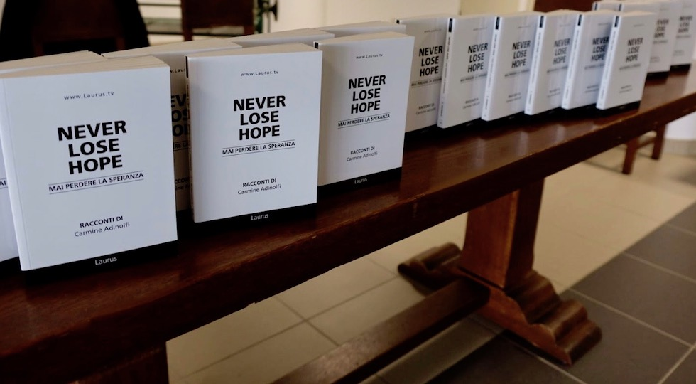 Il libro del generale Adinolfi in favore della Città della Speranza