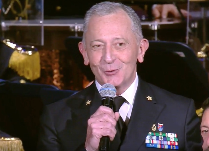 Ammiraglio Valter Girardelli