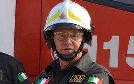 Fabio Dattilo è il nuovo capo del Corpo Nazionale dei Vigili del Fuoco
