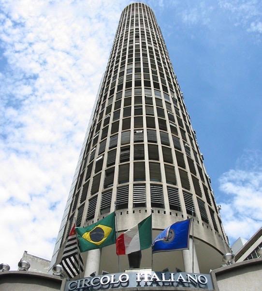 Edifício Itália nel cuore di San Paolo