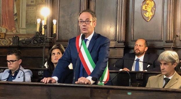 Luciano Meoni (Lega) neo sindaco di Cortona (Ar)