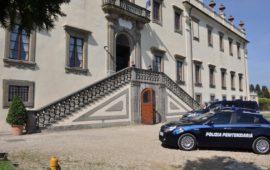Villa Castelpulci ha ospitato la celebrazione del 202° anniversario della Polizia Penitenziaria