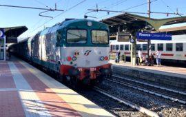 La rissa con capotreno e carabiniere era avvenuta poco prima della Stazione di Firenze Campo Marte