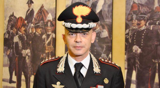 Colonnello Antonio Petti, nuovo comandante Carabinieri di Firenze