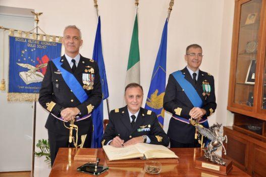 Da sin col. Rosellini, gen. Nuzzo, col. Monaco