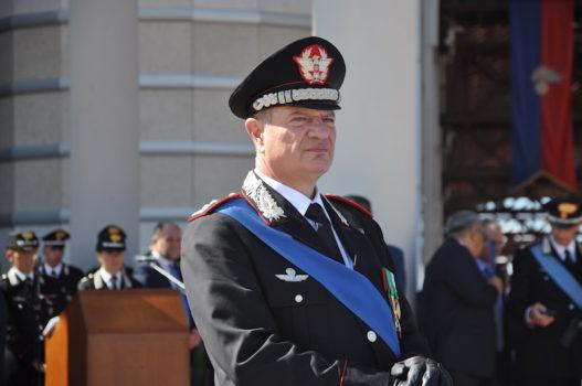 Generale Gianfranco Cavallo