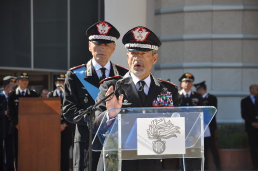 Generale Claudio Burgio