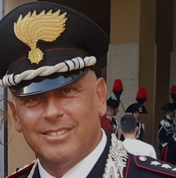 Colonnello Gianfranco Di Fiore