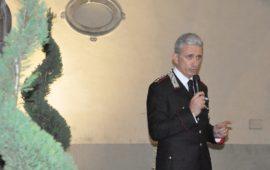 Il colonnello Giuseppe De Liso lascia Firenze