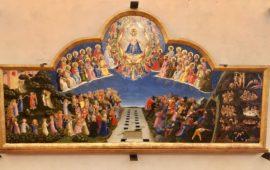 Il Giudizio Universale del Beato Angelico dopo il restauro del 2019