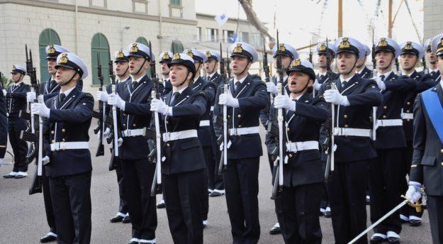 Giuramento 2019 in Accademia Navale