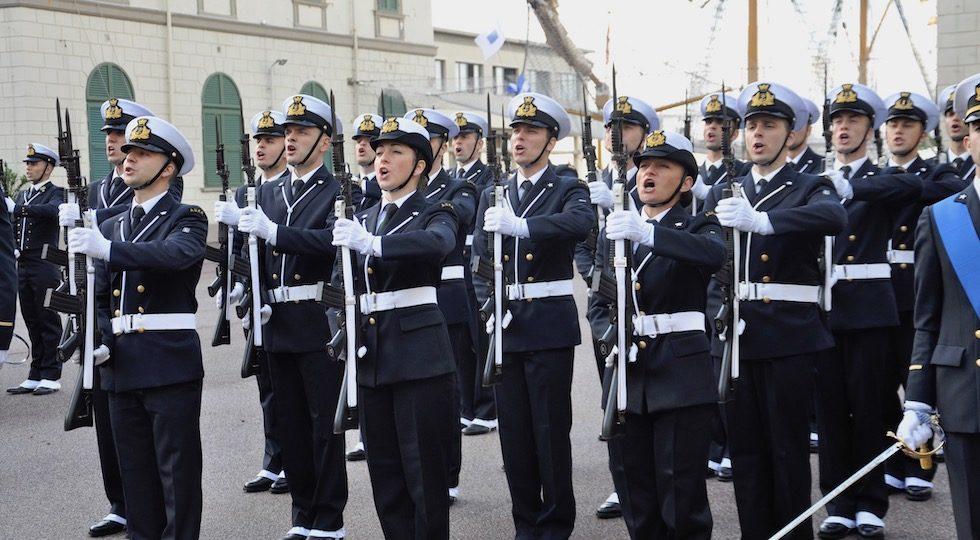 Accademia Navale 2019: giurano 108 futuri comandanti di Marina (Foto)