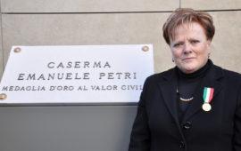Alma Broccolini Petri, vedova del Sovrintendente Emanuele Petri ucciso dalle Brigate Rosse