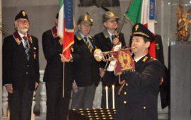 La Fanfara della Polizia di Stato a Firenze per i 25 anni Anps