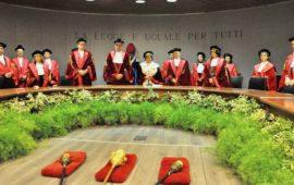 La cerimonia di inaugurazione dell'anno giudiziario 2020 a Firenze