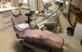 L'ambulatorio odontoiatrico dell'Associazione Stenone dove operano dentisti Andi