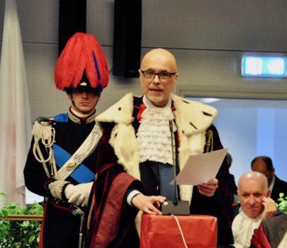 Il Procuratore Generale Marcello Viola
