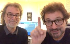 Gianluca Sibaldi e Leonardo Pieraccioni