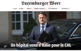 L'annuncio è stato dato dal Primo MInistro del Lussemburgo Xavier Bettel
