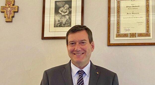 Filippo Santarelli, nuovo questore di Firenze dal 22 giugno 2020