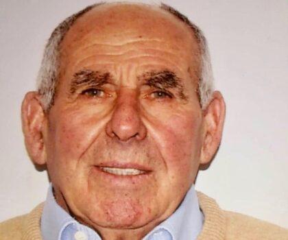 Si cerca Lino Falugiani scomparso da San Godenzo nel Mugello