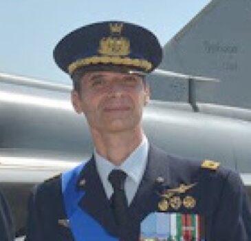 Il generale Urbano Floreani  (nella foto con i gradi di colonnello)