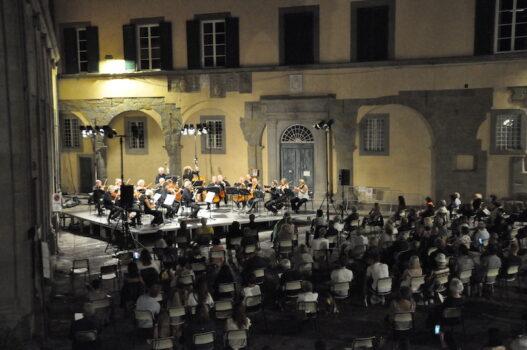 Un concerto dell'ORT a Cortona
