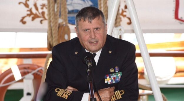 Ammiraglio di Squadra (Aus.)Donato Marzano