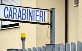I carabinieri di Montecatini hanno offerto un pasto all'uomo che non mangiava da giorni