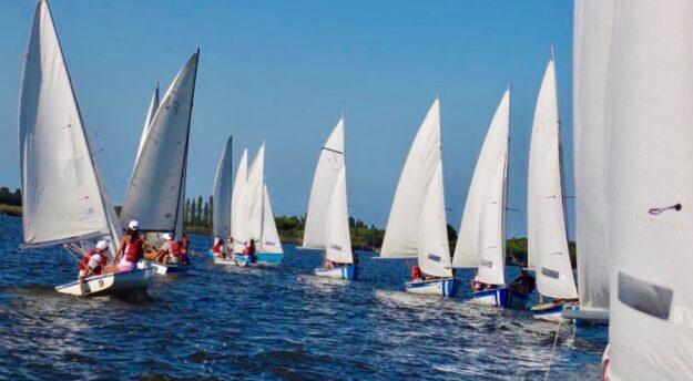 Un corso di vela promosso dalla Lega Navale