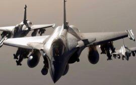 Aerei caccia Rafale rafforzeranno la difesa della Grecia