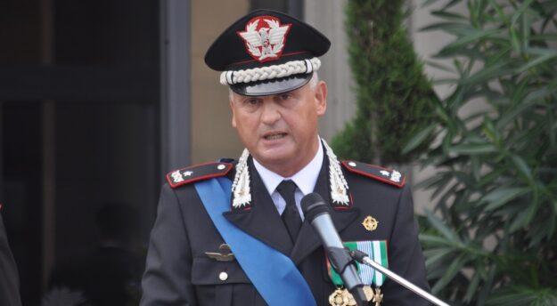 Generale Pierangelo Iannotti, nuovo comandante Legione Carabinieri Toscana