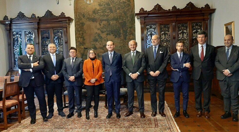 Confagricoltura, eletta la nuova giunta. Giansanti confermato presidente