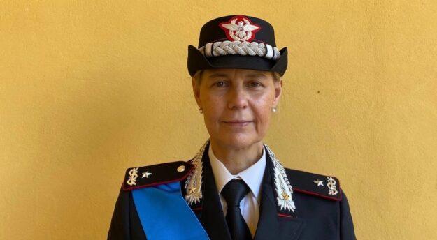 Il generale Marina Marinelli è il nuovo comandante dei Carabinieri Forestali della Toscana