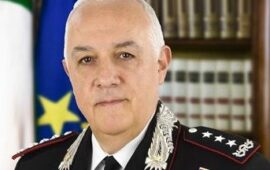 Il generale Teo Luzi è il nuovo Comandante generale dei Carabinieri