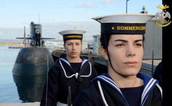 Da 20 anni le donne fanno parte del grande equipaggio della Squadra Navale