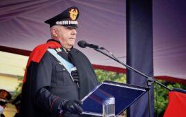 l generale Teo Luzi, nuovo Comandante Generale dei Carabinieri dal 16 gennaio 2021