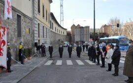 Largo Vincenzo Giudice, tra il viale Strozzi e l'area ex Dogana a Firenze