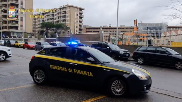Operazione anti usura del Gico della Guardia di Finanza di Firenze