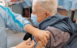 Urge completare la vaccinazione degli anziani