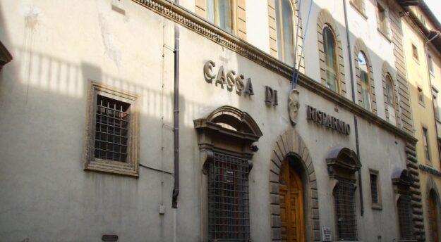 La storica sede della Fondazione Cr Firenze