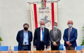 La presentazione della gara sulla cybersicurezza alla Regione Toscana